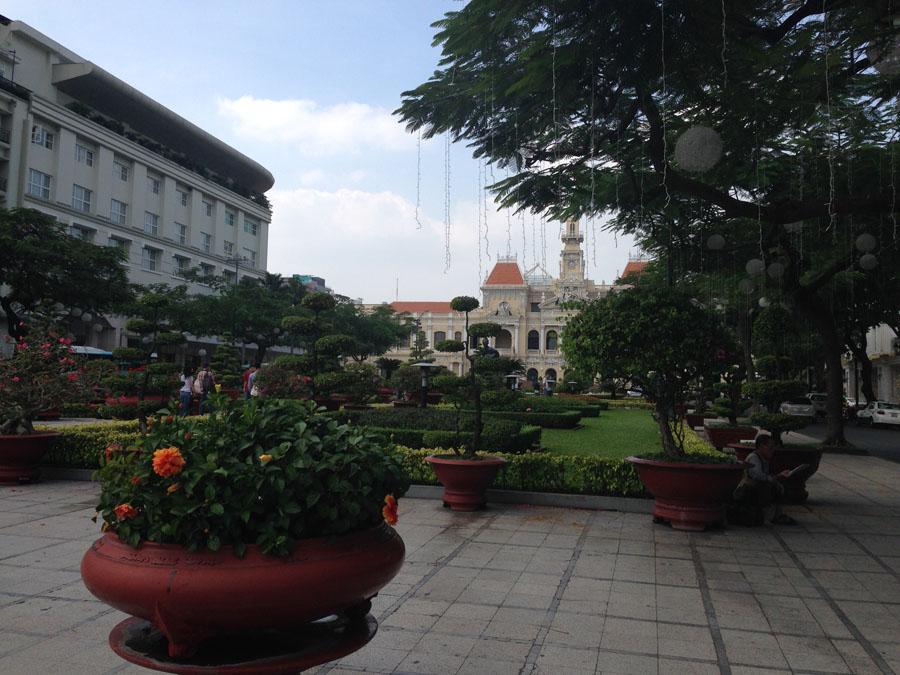 Downtown Impression of Saigon