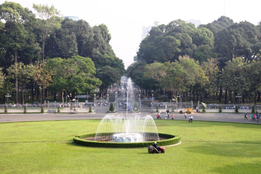 Impression of Saigon