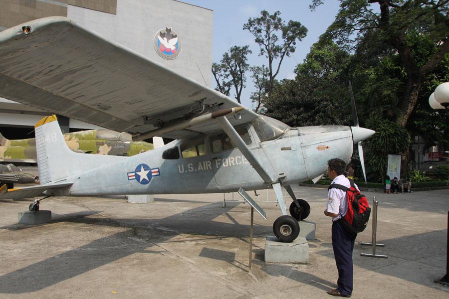 Relicts of Vietnam War